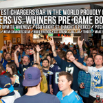 Fri night pre-game meet-up for fans coming to SF at the Greatest #Chargers Bar Ever DANNY COYLES #SDvsSF #boltup http://t.co/31Xislrind