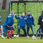 Plezier en concentratie bij #Ajax-spelers richting bekerduel met Vitesse: http://t.co/DkYSGi4ejk #ajavit