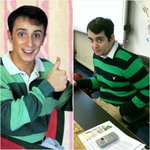 Remember Steve from Blues Clues? This is him now. Feel old yet? http://t.co/cTBaGmb6ny