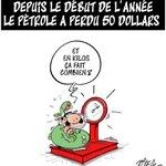 Chute des prix du pétrole #ALGÉRIE Le gouvernement change de discours http://t.co/YnTbwGMmsU … … http://t.co/kKCvC66weg