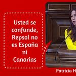 Hoy, @PatriciaHdezGut, le exigió al Ministro Soria, que paralice las prospecciones en Canarias @PSOECanarias @PSOE http://t.co/5tTOMLfa3C
