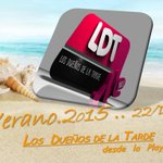Los Dueños de Tarde On The Beach a partir del 22/Dic con @pelucheduenas @AlmacenSilvana @YerkoAl http://t.co/XqZuoRORud