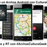Llega Navidad en @culturageek Twiteanos y RT con #ArchosCulturaGeek .Ganá un Smartphone! Papá Noel Geek! http://t.co/EHltwwHSRP .