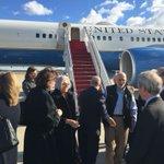 Alan Gross. Back on U.S. soil. http://t.co/Ut5jvdQGg2
