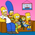 RT @thinkgeek: Today in Geek History: Happy 25th anniversary, @TheSimpsons! The show debuted in 1989. http://t.co/g9T3jJJUhR #Q13Fox