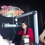 Gracias a Arturo Pérez Calzada y Frida Alvarado por la entrevista esta mañana en @NuestrasNotiAca. #Acapulco http://t.co/xaLVeK2YAo