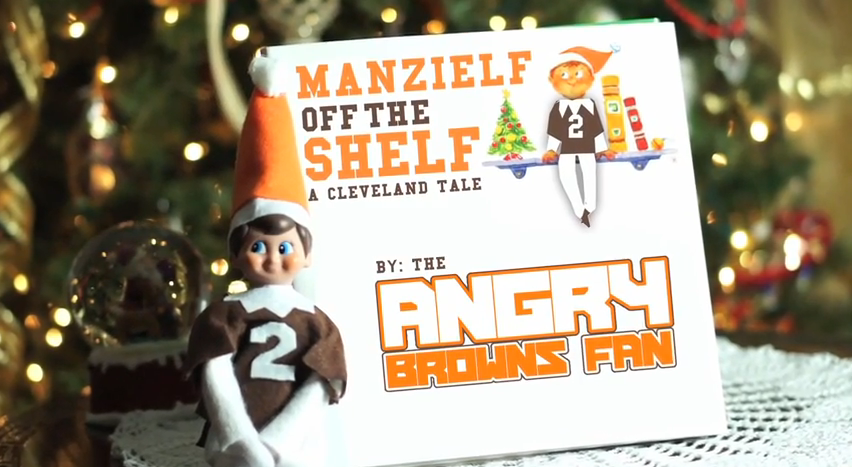 Video: @angrybrownsfan re-creates classic christmas carol about ...