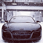 We're not sure Santa would be able to fit one of these in his sleigh unfortunately… #Audi http://t.co/zwZzLCX1JC