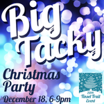 Thurs, 6 pm - #TackySweater Party at @TinselTrail. Music, food trucks & prizes! Best NEW party in town! http://t.co/gCgDVcQWOk