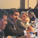 @NicolasMaduro Hemos sufrido una guerra económica brutal, armas mellads q hemos logrado sortear. Vamos mas a Mercosur http://t.co/XOxGiwWwcV