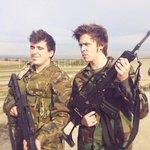 Hoy hemos decidido ir a la guerra. #YOLO @mangelrogel http://t.co/vMDwyaEfGL