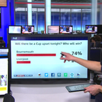 POLL UPDATE: Keep on voting using #ssnhqbournemouth or #ssnhqliverpool for who you think will tonight? http://t.co/V9ZNyljBtu