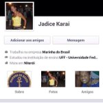 - Qual seu nome? - Jadice Karai. - Calma amiga, só quero saber seu nome. - Jadice Karai. - Sua grossa. http://t.co/b7tEeN95D2