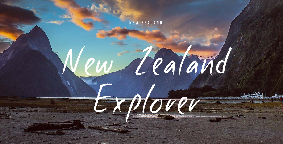 Experience an 11-day tour of New Zealand's South Island