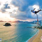 En #Acapulco puedes volar! ven y disfruta http://t.co/sN3BsiM0st @VisitMex @mexico @yosoymexicano @AcapulcoTurismo http://t.co/KgMsF346jJ
