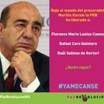 Florence Cassez, Caro Quintero, Raúl Salinas... ¿cuántos culpables más libres, Murillo? #YaMeCansé http://t.co/F5Aqwyzoxp