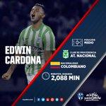 Conoce más de Edwin Cardona, refuerzo de @Rayados para el Clausura 2015: http://t.co/9CIWWmG5XV http://t.co/0K5urOUjLG