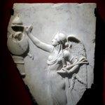 """En la #FotoDelDía una pieza de la muestra """"Revolución de Augusto. El emperador que reescribe el tiempo y la ciudad"""". http://t.co/qsxQ15sRPs"""
