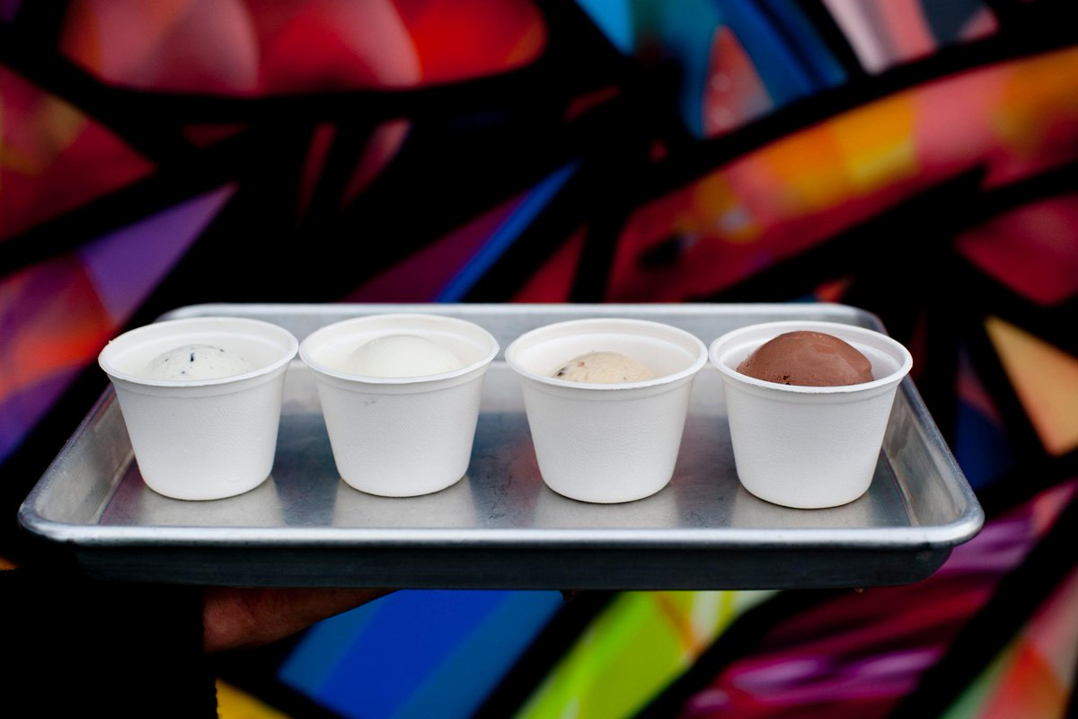 Calling all #BetaTasters - testing Scoop Flights @ #HayesValley! Choose 2, 3, or 4 flavors (you don't have to share!) http://t.co/H7YYqJt41f