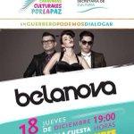 Jueves 18 @Belanova en Pie de la Cuesta #Acapulco entrada libre @belanovafans @webcamsdemexico @EspectaculosMX http://t.co/xK6MlmpQst