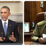 HISTÓRICO: Después de 50 años, Estados Unidos y Cuba restablecen relaciones diplomáticas http://t.co/15ZwqKCTRz http://t.co/Dz2fls4gP9