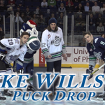 Check out the video of @seahawks @LWillson_82 meeting coaches, team and dropping the puck http://t.co/z1V4eAyk3a http://t.co/hFLgPRFXpo