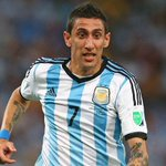 Congratulations to Angel Di Maria who has been named as Argentinas player of the year for 2014! http://t.co/LzflfOimmA