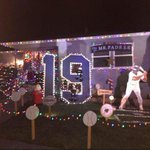 A @Padres fan is honoring Tony Gwynn with Christmas decorations (via MLB Fan Cave) http://t.co/xqMAOnM2LH