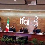 Concluye así la última sesión del año del Pleno del @ifaimexico http://t.co/jDo0iYf4UX