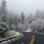 @ArizonaDOT this is what it looks like on 89A north of Sedona through the switchbacks. http://t.co/Bpjovk6CEl