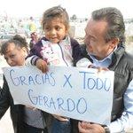 Entregamos concluida la obra de electrificación a vecinos de la Colonia Luis Castro Ortiz. #Monclova http://t.co/qXaWIe85sl
