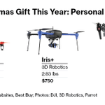 RT @chr1sa: Bloomberg on Christmas drone frenzy: http://t.co/bmRAbVrWtC http://t.co/BCBlX0qC0P