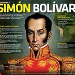 Te presentamos algunas fechas clave de la vida de #SimónBolívar, a 184 años de su muerte. #InfografíaNotimex http://t.co/GPAtI31bpU