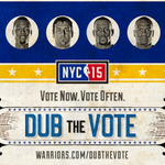 Its time to Dub The Vote! Vote every day in every way » http://t.co/c1rOVjEZ73 http://t.co/R0AExBVGak