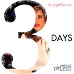 #NKO #ArabsGotTalent is only 3 days away! Are you excited? #NajwaKaram http://t.co/uxK84AhaDx http://t.co/7KXAzwz1XF