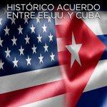 #HistoryNoticias ¡Histórico! #EEUU y Cuba restablecen las relaciones diplomáticas. http://t.co/Ue9jDScH8n http://t.co/DTbwPbkeSY