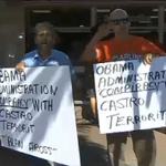 "Miami has spoken: it is a ""terrorit compiracy"" (@wsvn live at @VersaillesMiami) http://t.co/oBJyguTjdl"