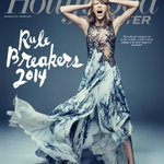 Taylor on the cover of @THR & looking fabulous as she breaks all the rules in 2014! More at: http://t.co/shhI4CfEEK http://t.co/XYR3MCbU8Y
