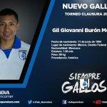 @GilGiovannii regresa a @Club_Queretaro. El mediocampista del @CF_America estará a préstamo 6 meses. http://t.co/sIx4cUSzzC