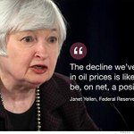 Why Janet Yellen thinks cheap oil is good for America http://t.co/cNDdK0PXU1 http://t.co/urAuetHsfJ