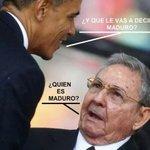 jaja RT @RAseguros1: @huguito RT #Venezuela ya los Castros tienen un nuevo amigo. http://t.co/oD5GRV5Dmq