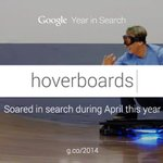 Hoverboards? Jetpacks? See which still-not-real inventions we looked for this #YearInSearch http://t.co/GYoLAyxOSb