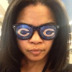 Still a #bears fan, just being a little discreet about it! Having some fun @cbschicago ! #happypeople http://t.co/aNFKmXuHrY