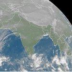 Latest Satellite Image of Nepali Sky (NPT=UTC+5.45) [Auto tweet] #Weather: http://t.co/X1fEYed1ws #SatImage #Nepal http://t.co/bWWDJK5xSM