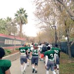 The Rams have arrived at the UNLV on-campus practice facility and practice is under way. #TheClimb #CSURams http://t.co/5tkElJbGLQ