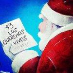 """""""@Dra_ArYs_: #QueridoSantaYoQuiero 43 LOSQUEREMOS VIVOS !!! #YaMeCanse8 #AyotzinapaSomosTodos #Ayotzinapa http://t.co/0oukGuO5bD"""""""
