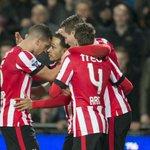 UITSLAG: PSV is de winterkampioen. In een spektakelstuk wordt Feyenoord met 4-3 verslagen. #psvfey http://t.co/DU2DL0owMG