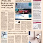 Look at the front page of the Financial Times UK edition Thur Dec 18: http://t.co/IAJxf3VnEj