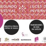 Inician proyecciones del Festival Luces de Invierno http://t.co/KAVU0WMdZe @GabinoCue #Oaxaca @GobOax @OaxacaBoc http://t.co/hewxuCYN3J