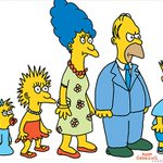 Today is the 25th anniversary of @TheSimpsons. Check out the whole family, then and now http://t.co/ZPKuC5yHUl http://t.co/SeQDfiAwiB